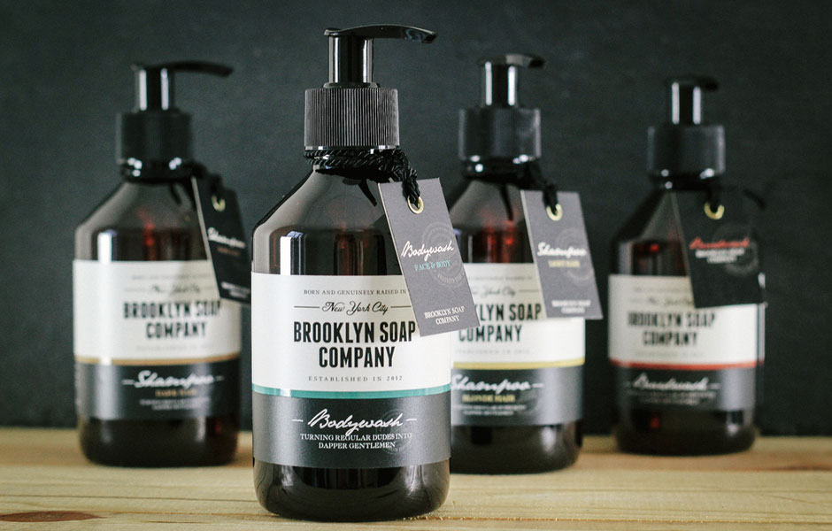 Brooklyn Soap Company Produktlinie