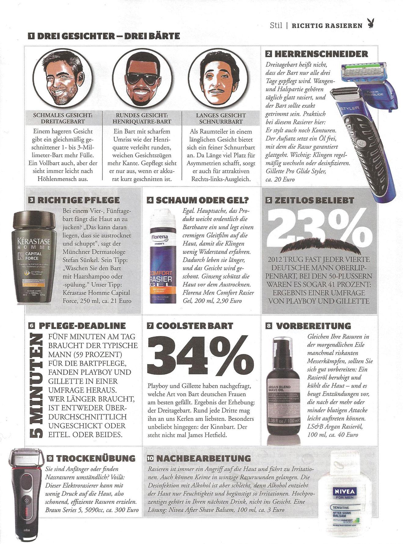 Argan Shave Oil für die Nassarsur