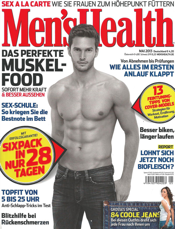 Männerkosmetik von osmium for Men in Men's Health