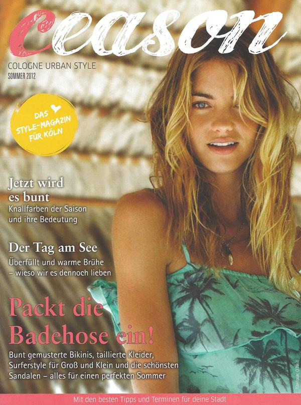 Ceason Magazin Männerpflege