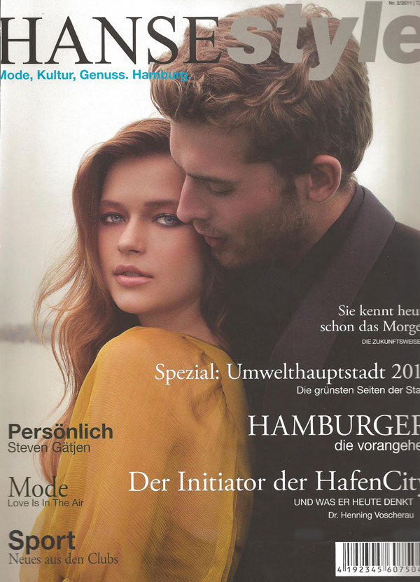 Hanse Style Magazin Körperpflege für Männer