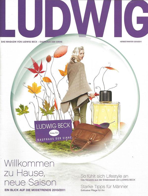 Männerpflege bei Ludwig Beck in München