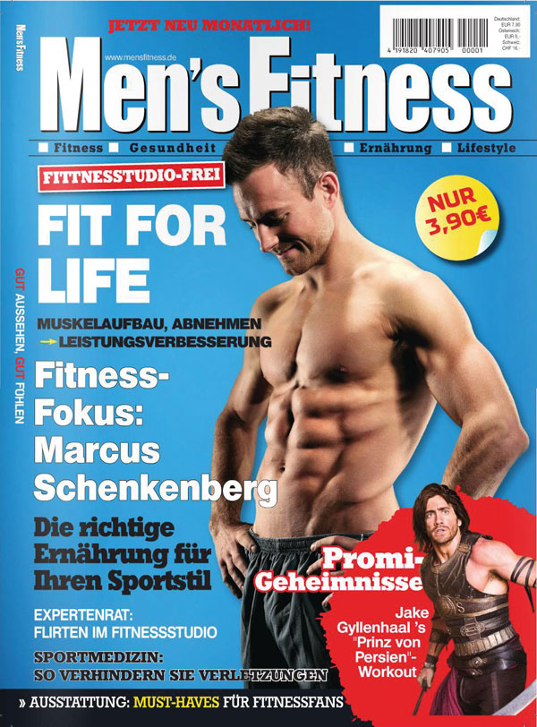 Men's Fitness Kyoku for Men