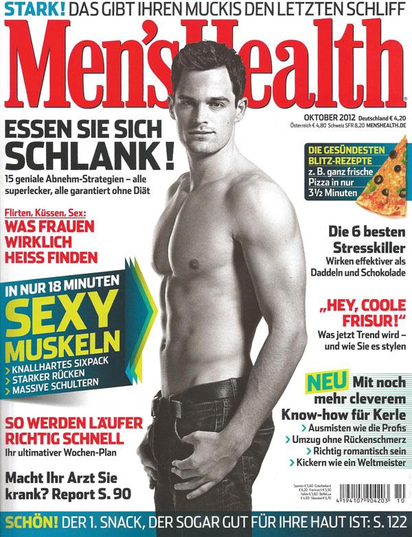 Men's Health 66°30 Männerpflege