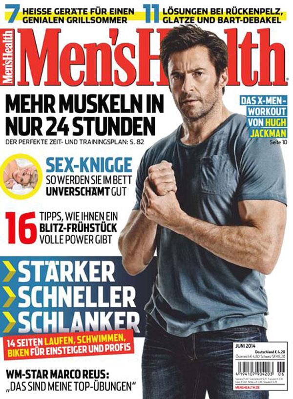 Men's Health Juni 2014