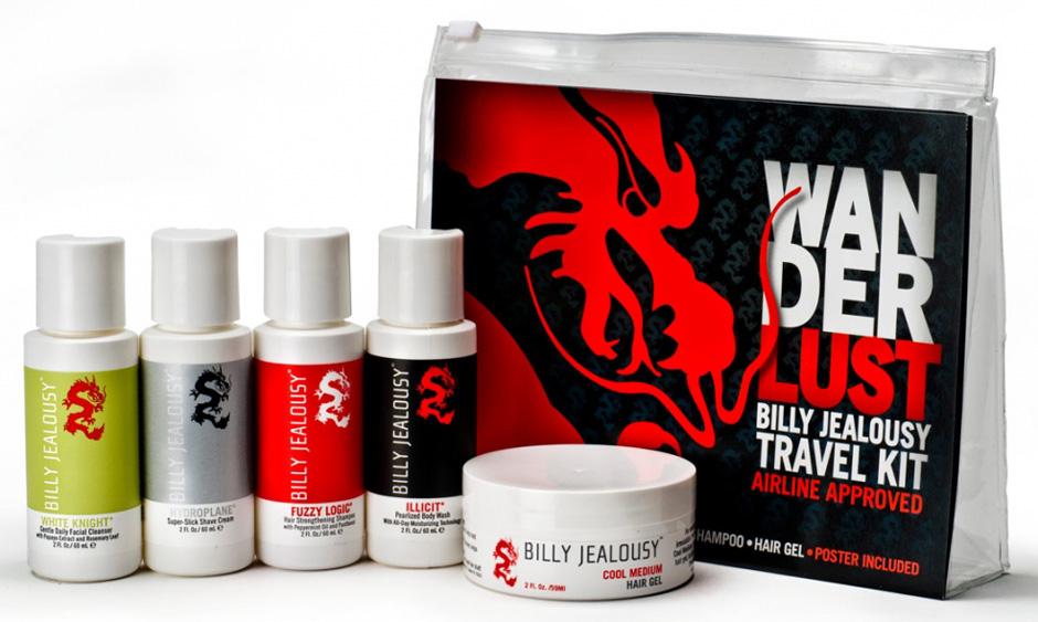 Billy Jealousy Reiseset für Männer