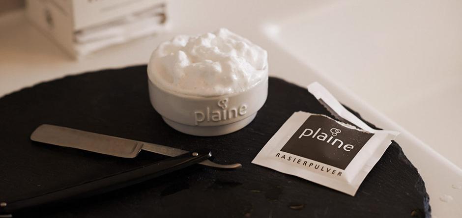 Plaine Rasierpulver für Männer