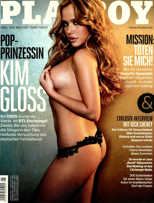 Playboy Mai 2015
